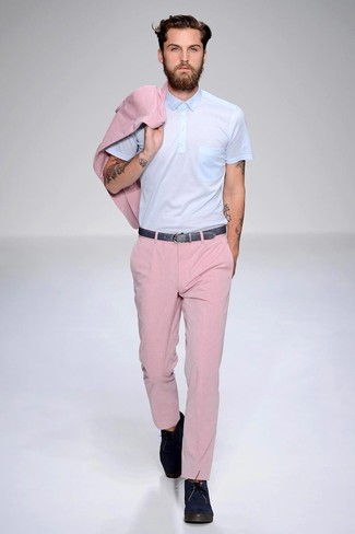 Look Rose Quartz masculino