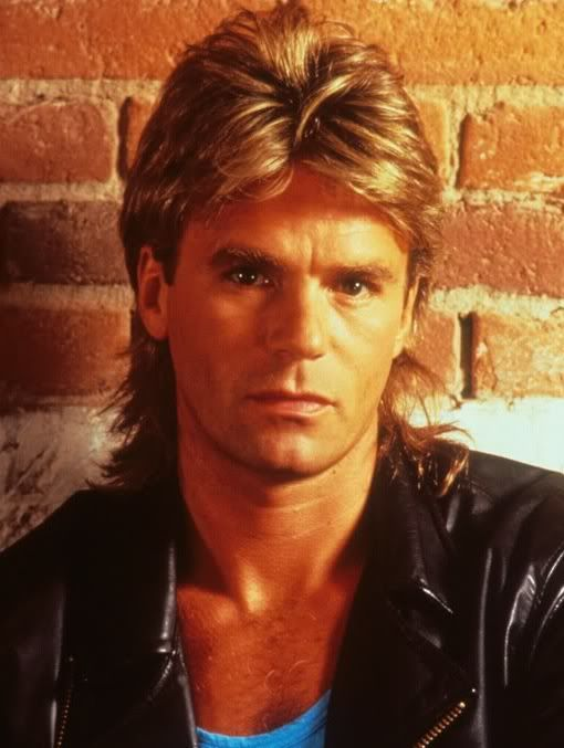 MACgyver Mullets