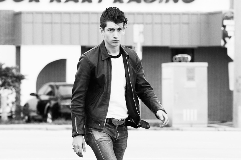 Alex Turner Rock a Billy