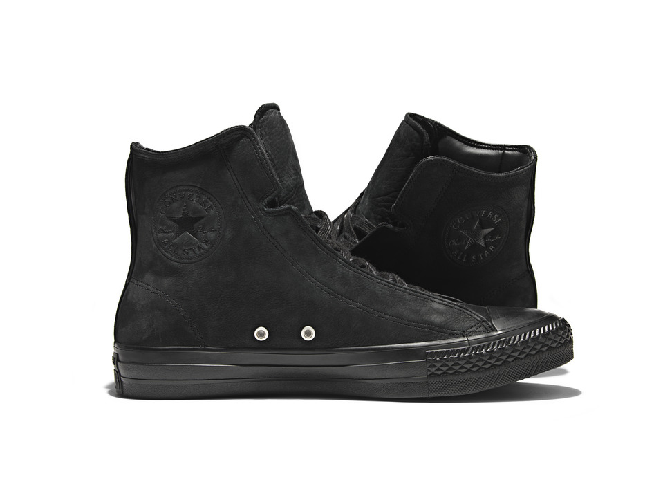 Converse Chuck Taylor All Star Alpha Black
