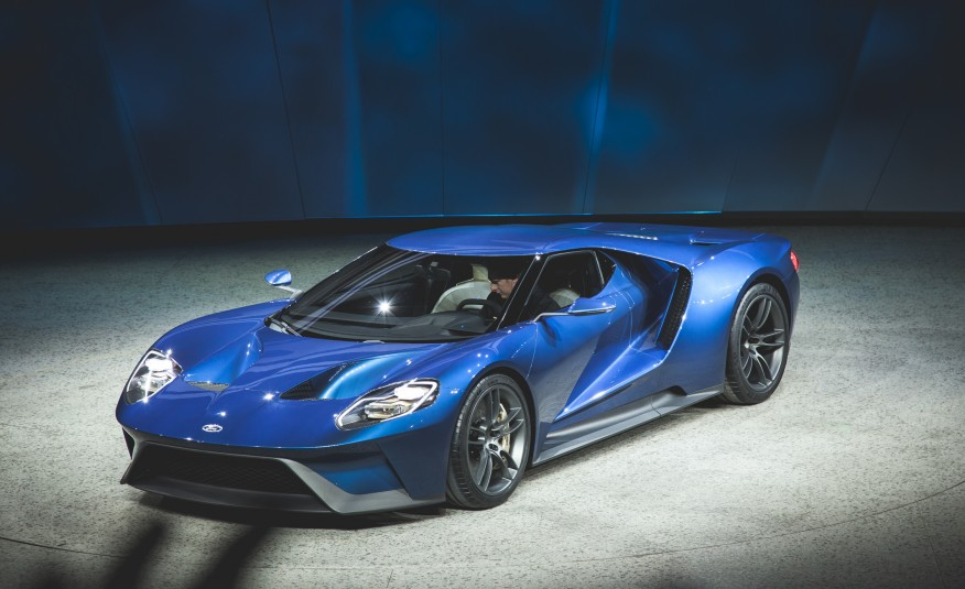 Ford GT carro