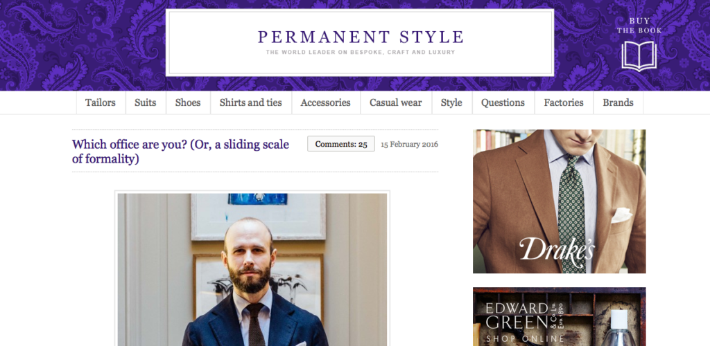 Permanent Style