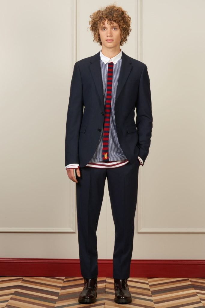 Tommy Hilfiger edition fall 2016 masculino