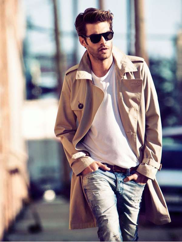 Trench Coat Estilo