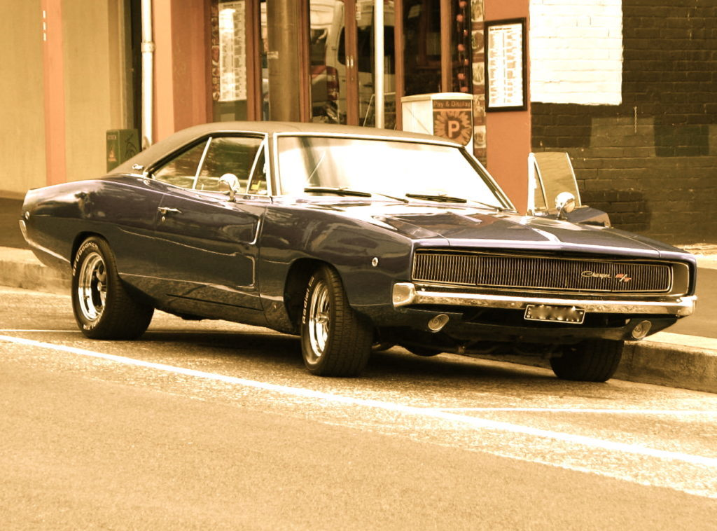 Dodge Charger RT 68
