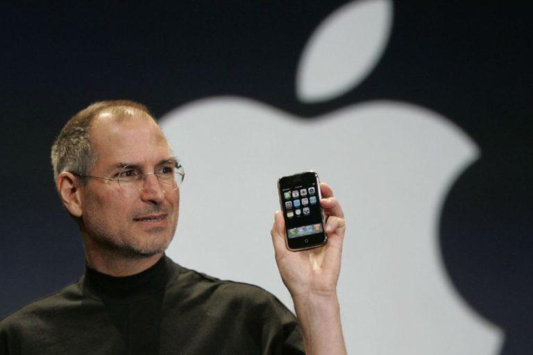 Todos os Iphones em 10 anos de história