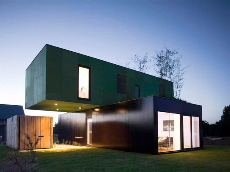 14 casas de container para admirar e inspirar – Fotos