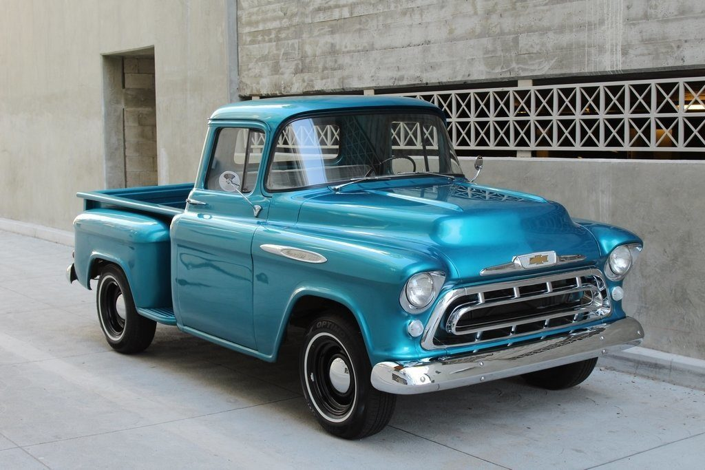 Chevrolet 3100 - task force 1957