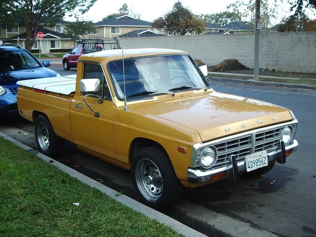 Ford Courier - 1974