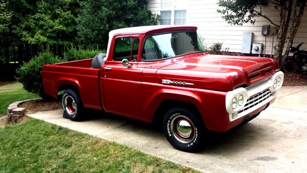 Ford F 100 1960