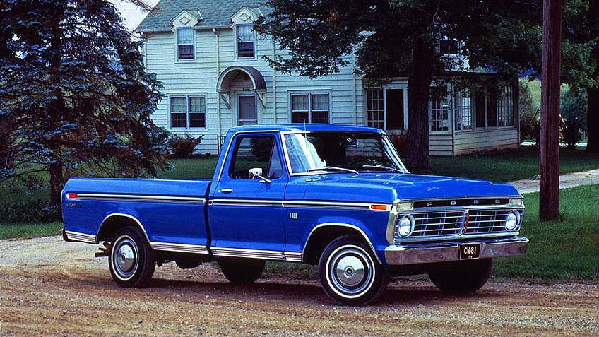 Ford F 100 1973