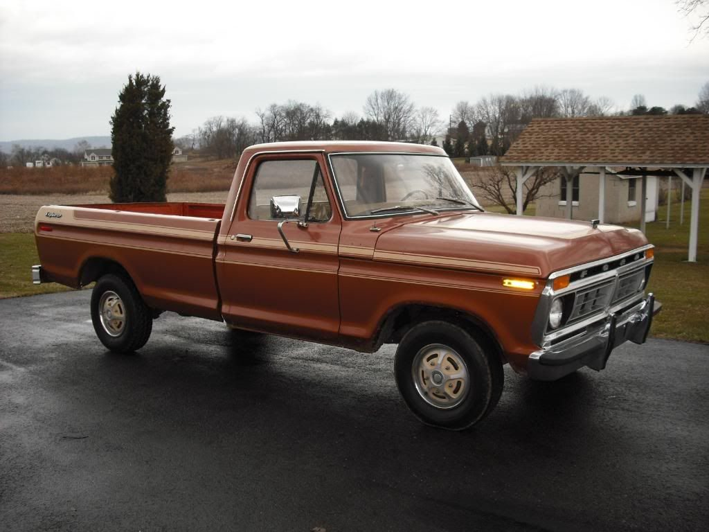 Ford F 150 - 1977