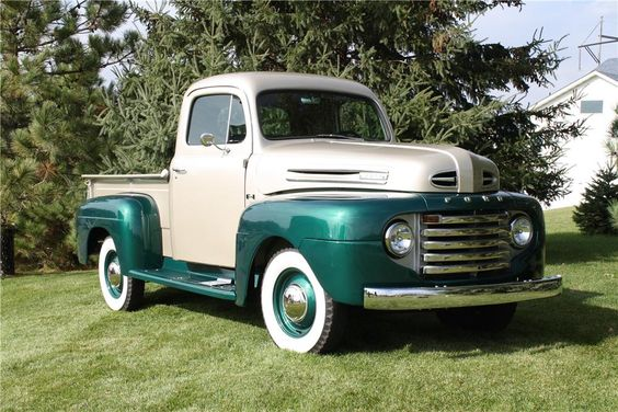 Ford F1 - 1949