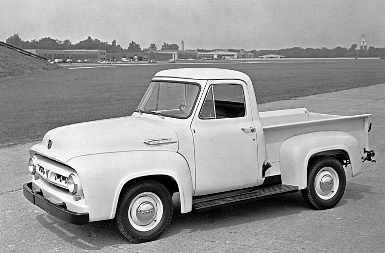 Ford F100 - 1953