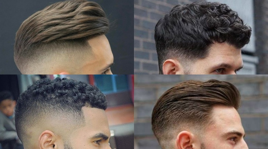 Cortes De Cabelo Masculino Degradê Low Mid E High Fade