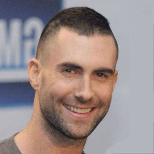 High-Fade-careca-Adam-Levine