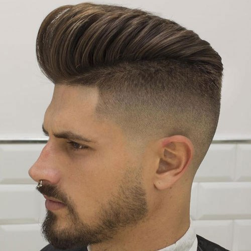 High-Fade-pompadour-top