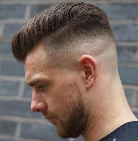 High-Fade-pompadour