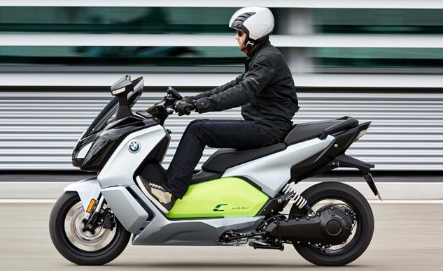 Scooter-BMW-C-Evolution-Electric-Scooter