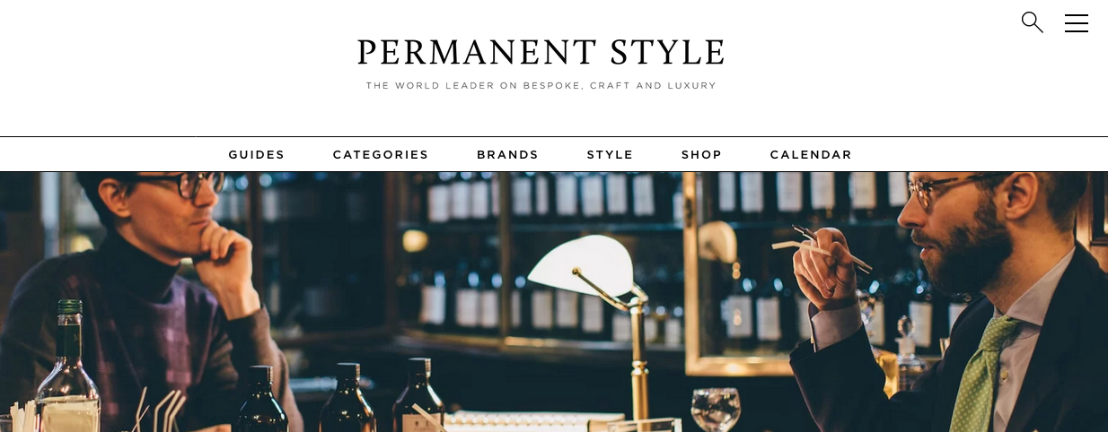 Permanent Style Permanent Style